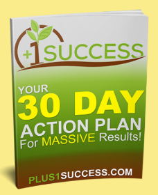 +1 Success 30 Day Action Plan